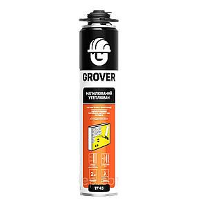 Напыляемый полиуретановый утеплитель профессиональный Grover ТF 45