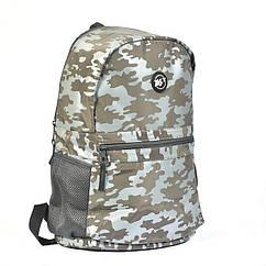 Рюкзак YES R-09 Сompact Reflective мілітарі коричневий, 558507