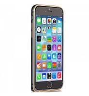 Бампер металлический STA Smart Frame для Apple iPhone 6 Space Grey, фото 1