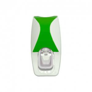 Дозатор для зубной пасты с держателем для щёток Jinxin-300 Зеленый (n-579)