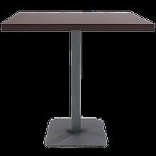 База стола Lotus Square 40x40x73 см антрацит Papatya