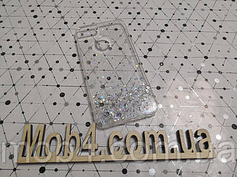 Силиконовый чехол накладка Звездная пыль для OPPO A12