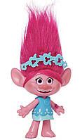 Кукла Поющая Розочка Поппи тролль DreamWorks Trolls Poppy Hug Time Harmony Figure