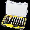 Набор бит + адаптер 19шт S2 Chrome (кейс) SIGMA (4013801)