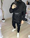 Анорак мужской черный от брнеда ТУР Кадзима размер: S, M, L, XL, XXL, фото 3