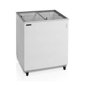 Скриня морозильна зі склом TEFCOLD IC200SC-I