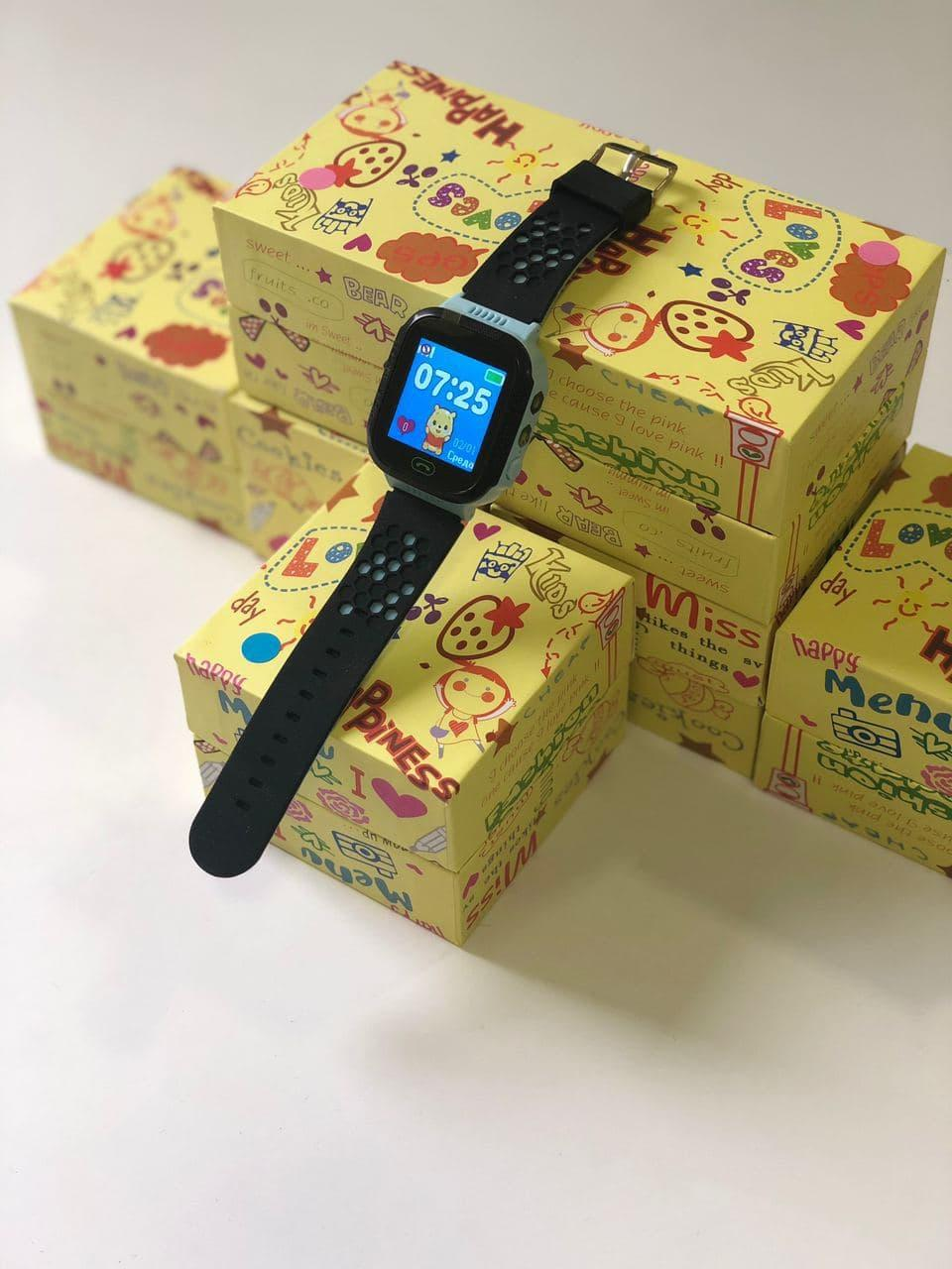 Дитячі смарт годинник KIDS SMART WATCH with GPS