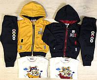 Спортивный костюм 3 в 1 для мальчика, Crossfire, 12,30,36 мес.,  № ZOL-0293