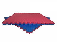 Татами мат EVA 80 кг/м3 25 мм 1х1м (цвета в ассортименте)