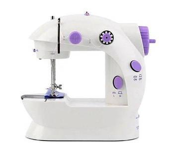 Машинка швейная MINI SEWING MACHINE SM-202A Белая