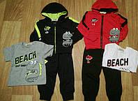 Спортивный  костюм 3 в 1 для мальчика, Sincere, 80 см,  № ZOL-2885