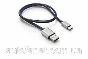 Оригинальный кабель зарядки BMW USB Type-C (61122458609)