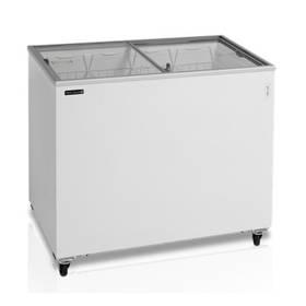 Скриня морозильна зі склом TEFCOLD IC300SC-P
