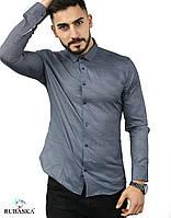 Рубашка длинный рукав с принтом S, M, L, фото 1