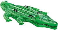 """Плотик надувной """"Крокодил"""""""