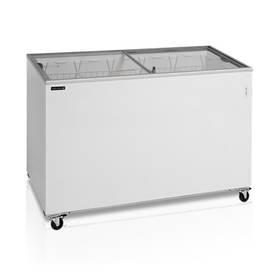 Скриня морозильна зі склом TEFCOLD IC400SC-P