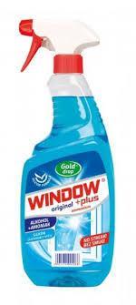 Засіб для миття вікон window plus original 500 мл