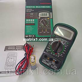 Мультиметр универсальный цифровий MASTER MAS830L