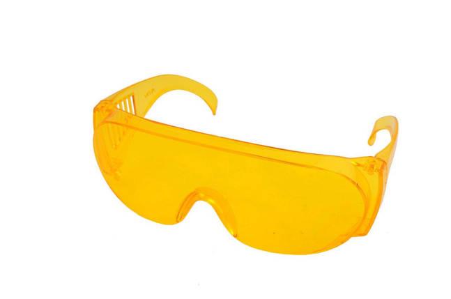 Окуляри захисні Vita - Озон (жовті), фото 2