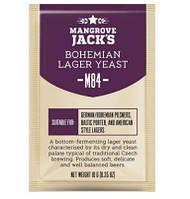 Пивные дрожжи Mangrove Jack's M84 Bohemian Lager Yeast, 10 гр