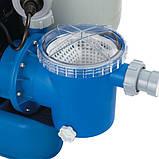 Песочный фильтрующий насос+хлорогенератор Intex Sand Filter Pump 56678 киев, фото 5