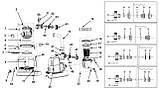 Песочный фильтрующий насос+хлорогенератор Intex Sand Filter Pump 56678 киев, фото 6