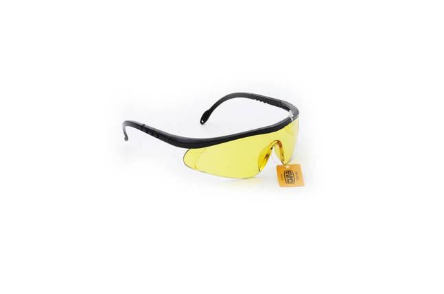 Окуляри захисні Сила - тактик жовті, фото 2