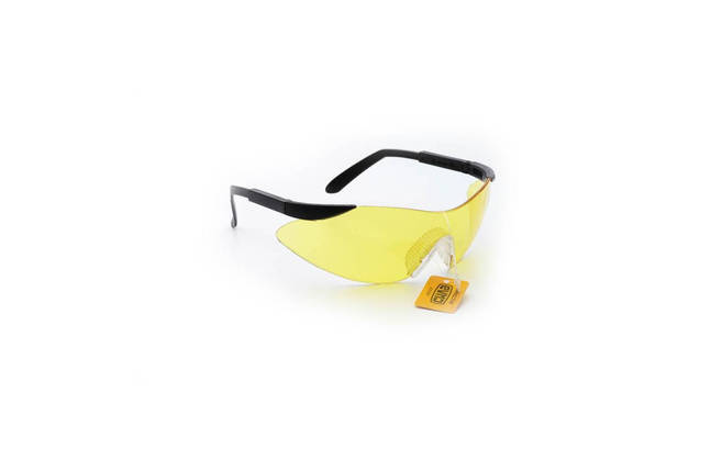 Очки защитные Сила - экстрим желтые, фото 2