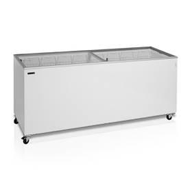 Скриня морозильна зі склом TEFCOLD IC700SC-P