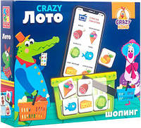 Настільна гра Crazy лото VT8055-03