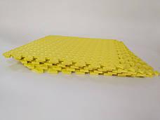 Татами (коврик-пазл) односторонний EVA 50х50 см толщина 10 мм, фото 3