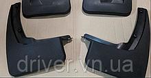 Бризковики Mercedes-Benz GL164 2006-2012, задні