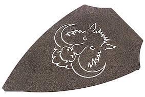 Подставка-щит для шампуров на 8 штук DV - кабан