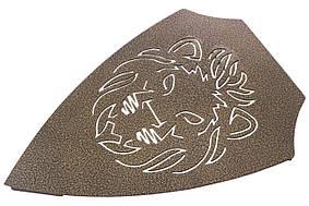 Подставка-щит для шампуров на 8 штук DV - лев