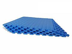 Мягкий пазл Татами EVA 10мм 50х50см (1шт) Синий