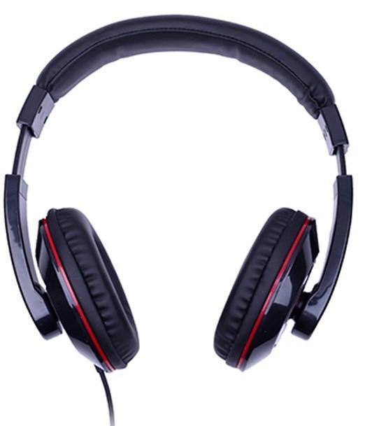 Навушники ERGO VD-290 Black (6036443)