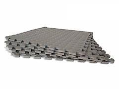 Мягкий пазл Татами EVA 10мм 50х50см (1шт) Серый