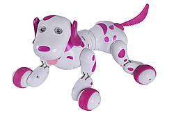 Робот-собака радіокерований Happy Cow Smart Dog (рожевий)