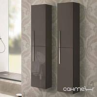 Мебель для ванных комнат и зеркала Royo Group Подвесной пенал Royo Group Onix 20823 дерево (орех)