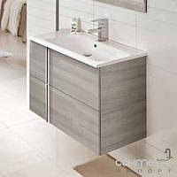 Мебель для ванных комнат и зеркала Royo Group Тумба под раковину с ящиками Royo Group Onix 60 2C/2Dr 20811 дерево (орех)
