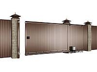 Откатные ворота DoorHan 4000 мм * 2300 мм, фото 1