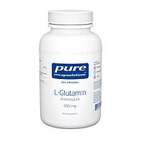 L-Глютамин, L-Glutamine, Pure Encapsulations, 850 мг, 90 капсул