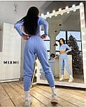 Костюм жіночий спортивний з двунити, фото 3