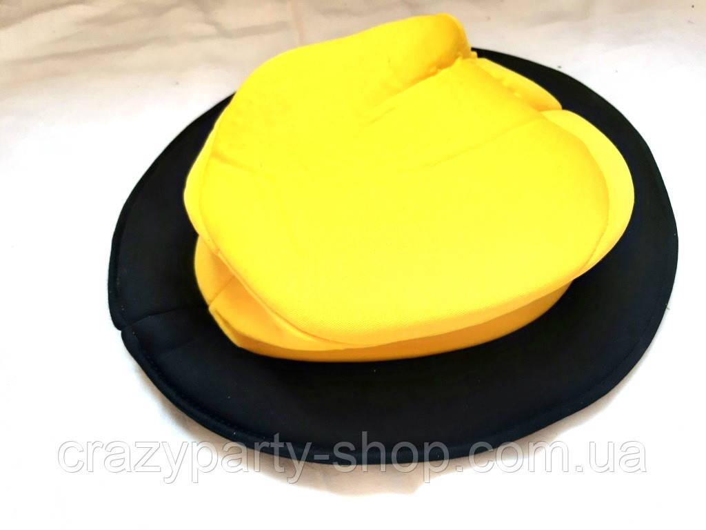Карнавальна шапка Клоуна б/у