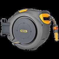 Катушка для шланга автоматическая HoZelock AutoReel 2402 25 м + 2 м с шлангом