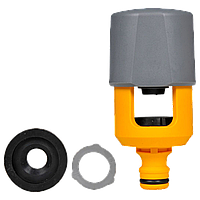 Коннектор HoZelock 2274 для крана-смесителя (до 43 мм на 34 мм)