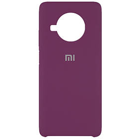 Чохол Silicone Cover (AAA) для Xiaomi Mi 10T Lite / Redmi Note 9 Pro 5G