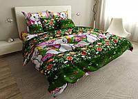 """Комплект постельного белья подростковый для девочки """"Мисс Мэри"""", бязь (Детский полуторный)"""