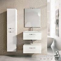 Мебель для ванных комнат и зеркала Royo Group Комплект мебели для ванной комнаты Royo Group Bannio Play 60 set 1 500601 песочный