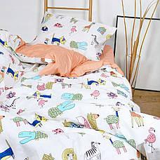 Комплект постельного белья подростковый Вилюта Сатин Twill, фото 2